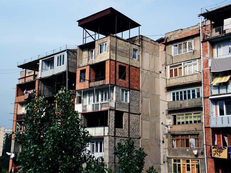 Тбилиси пристройки