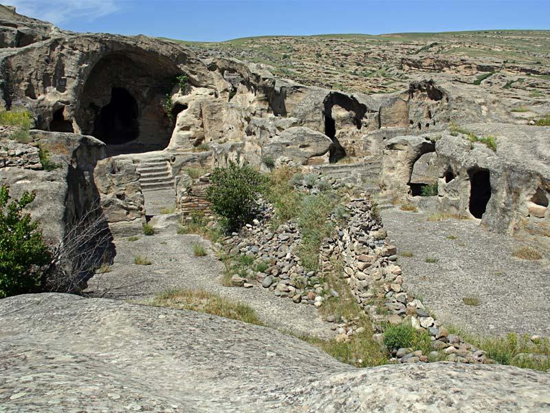 Пещеры Уплисцихе