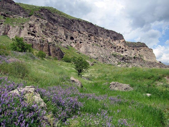 Панорама Вардзиа