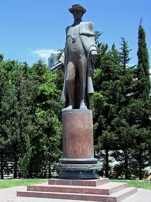 Памятник Сараджишвили