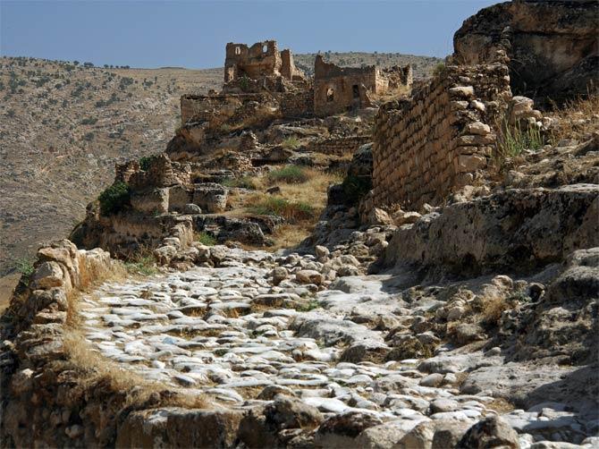 Крепость в Хасанкейфе