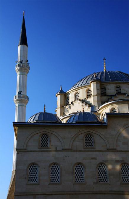 Мечеть в Эрзеруме
