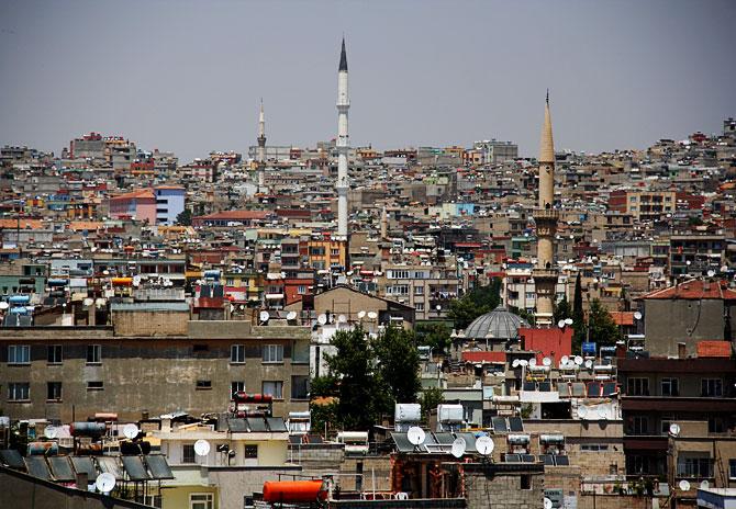 Минск станет побратимом турецкого Газиантепа