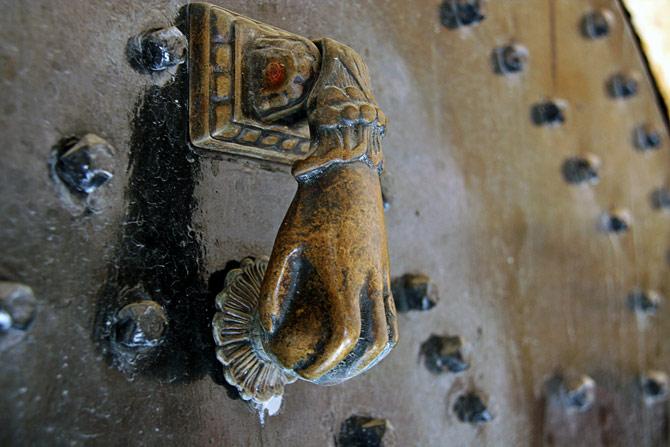 Дверная колотушка