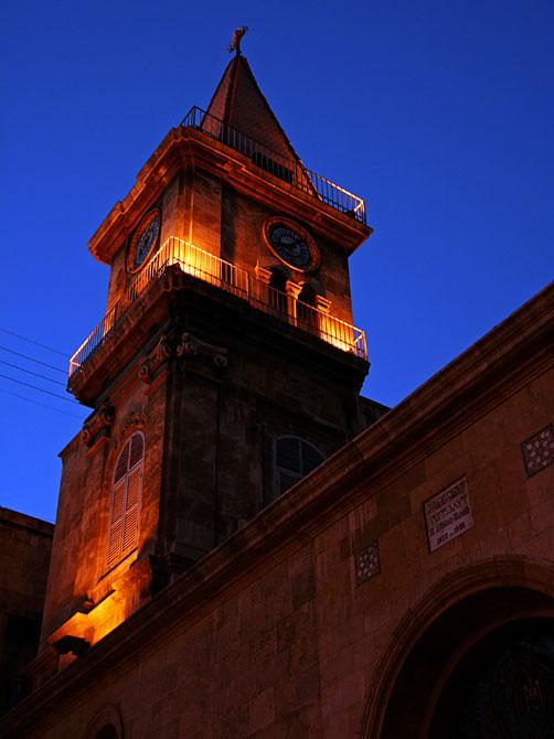 Церковь в Алеппо