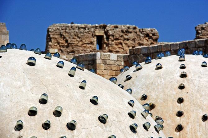 Бани в крепости Алеппо