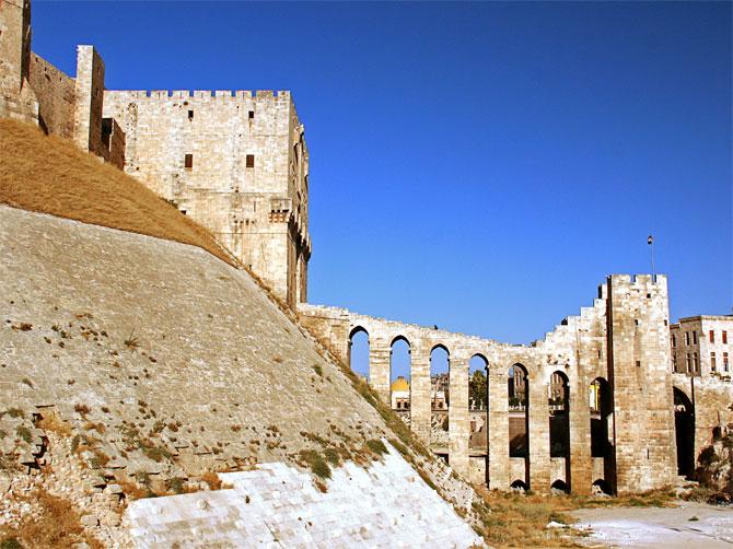 Крепость Алеппо