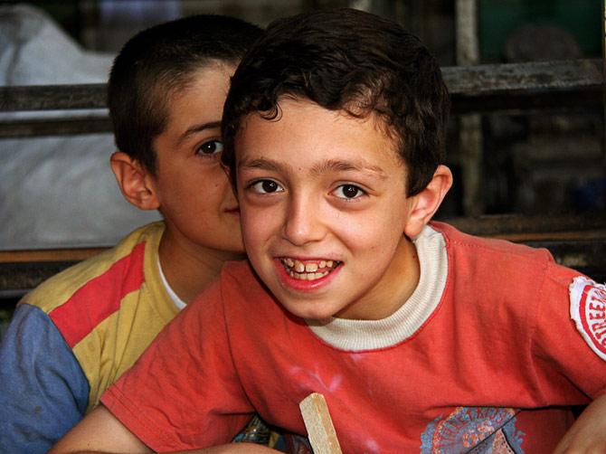 Дети Алеппо
