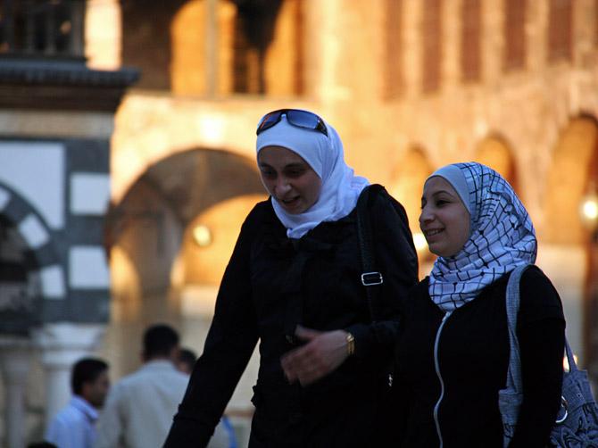 Сирийские девушки