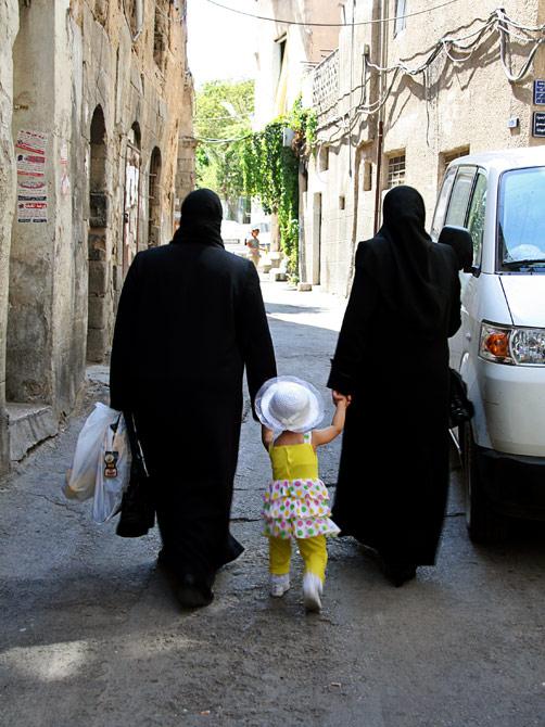 Похищение по-сирийски