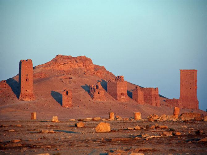 Погребальные башни