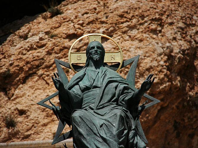 Иисус в Маалюле, Сирия