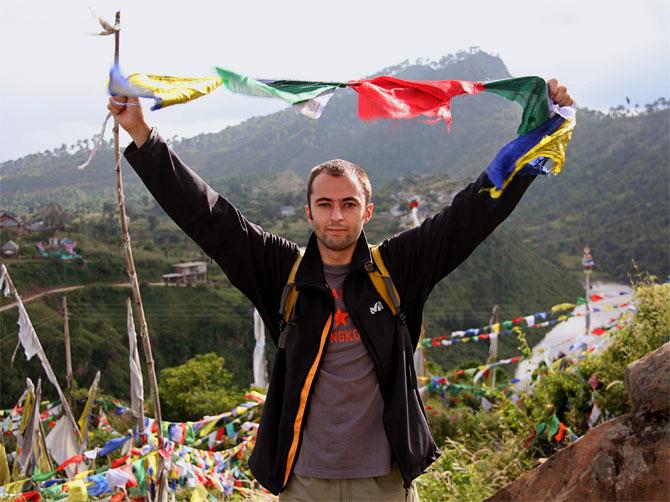 Декстер в Гималаях