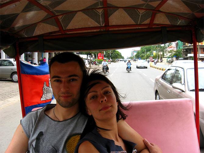 Камбоджа, 2007
