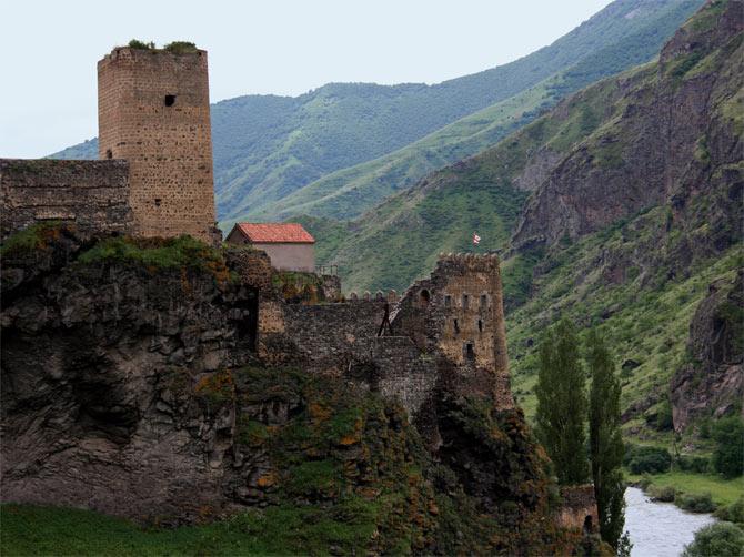 Крепость Хертвиси, Грузия