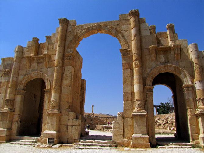 Ворота в Герасу
