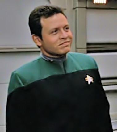 Король Абдалла II в сериале Star Trek