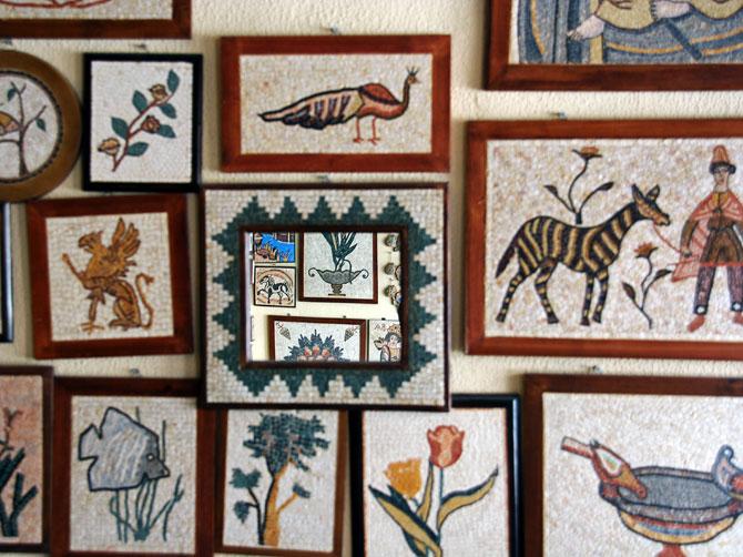Множество мозаик