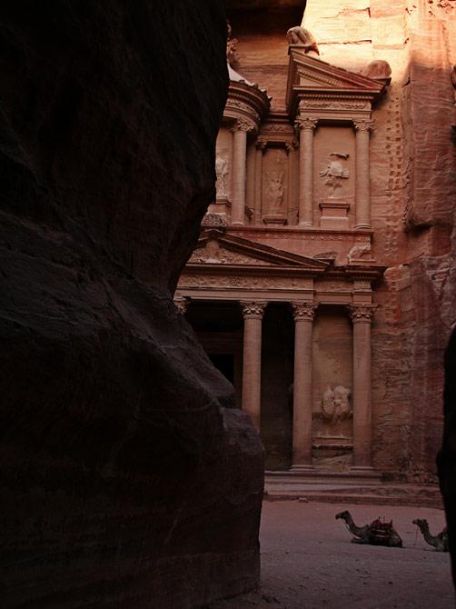 Казна в Петре, Иордания