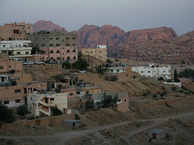 Вади Муса, Иордания