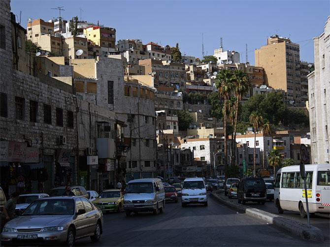 Центр Аммана