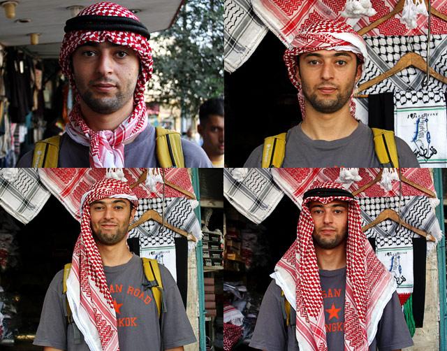 Декстер четырежды араб