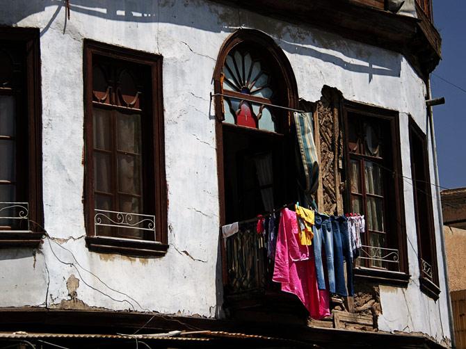 Один из домов старого Дамаска