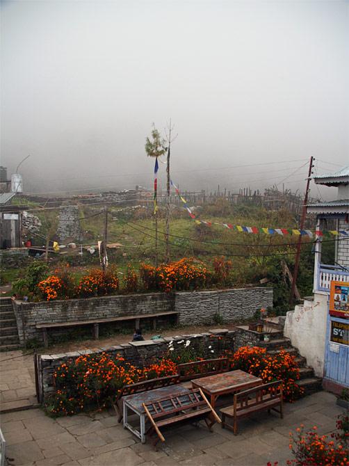 Деревня Тиманг