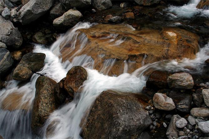 Гималайский ручей