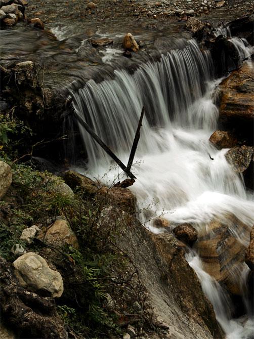 Гималайский водопадик