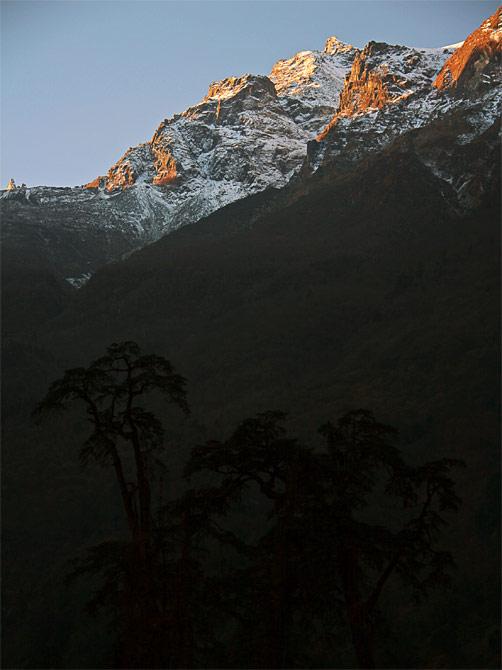 Рассвет в Тиманге