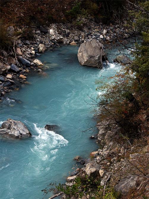 Река Марсьянди