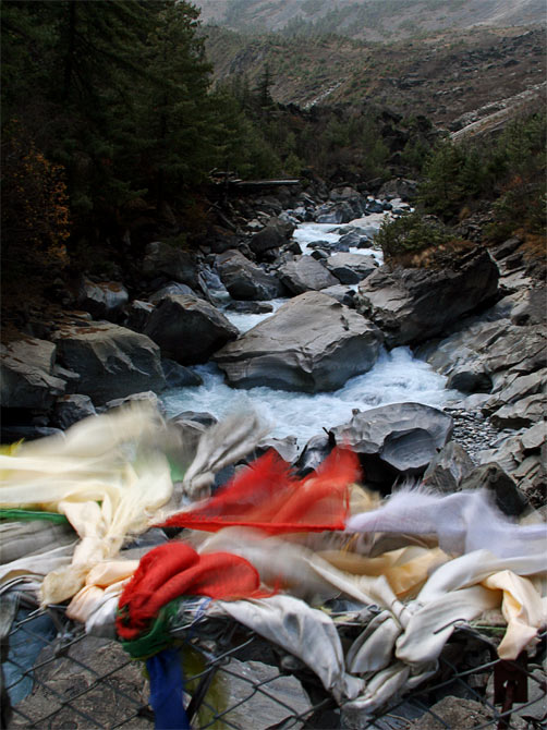 Ветер в Гималаях