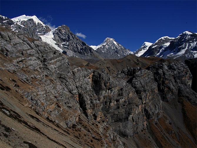 Гималайские вершины