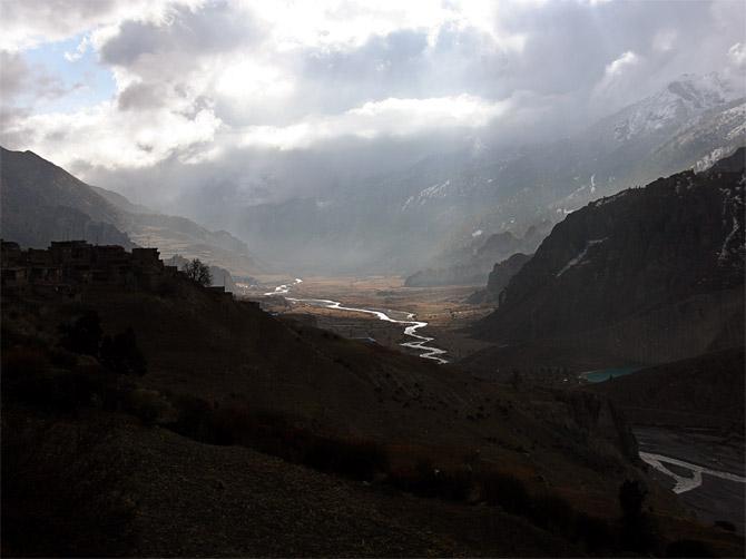 Долина Мананга