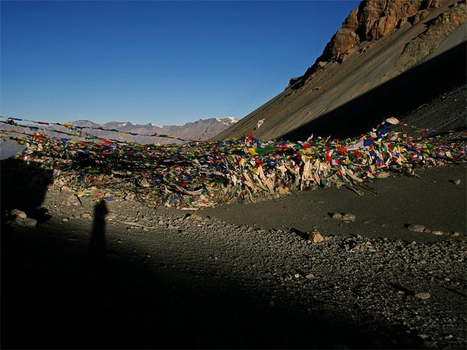 Перевал Торонг Ла