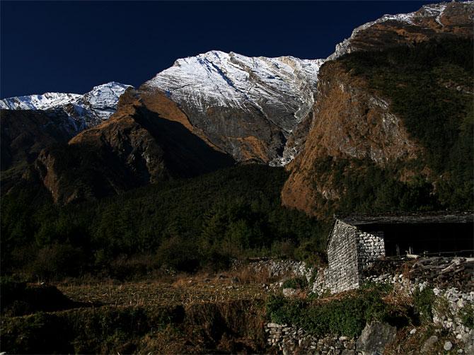 Гималайская вершина