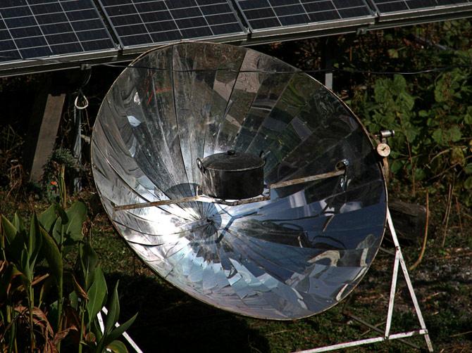 Солнечная печь, трек вокруг Аннапурны