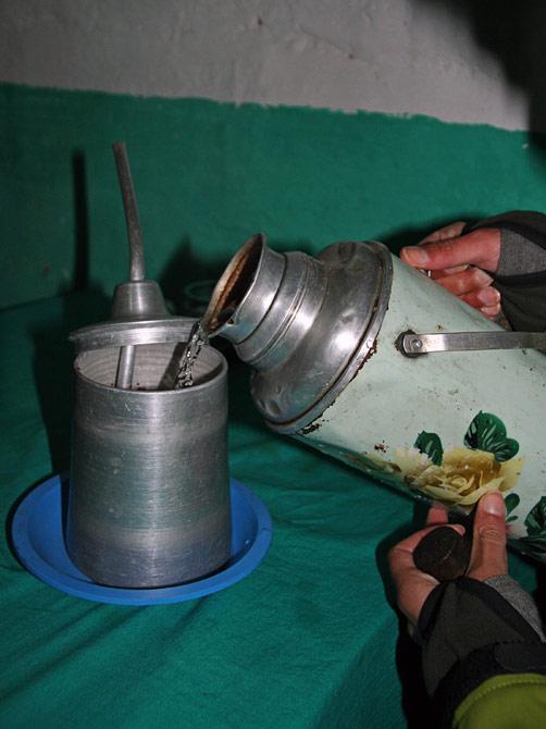 Тибетское пиво тонгба