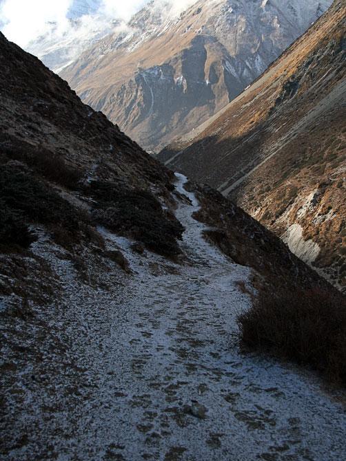 Гунсанг - трек вокруг Аннапурны, Непал, Гималаи