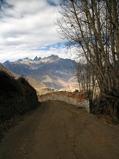 Муктинат - трек вокруг Аннапурны, Непал, Гималаи