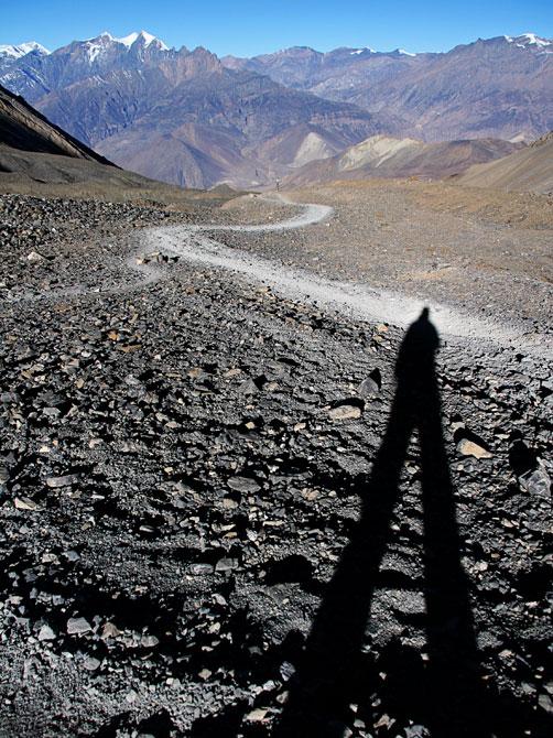 Перевал Торонг Ла - трек вокруг Аннапурны, Непал, Гималаи