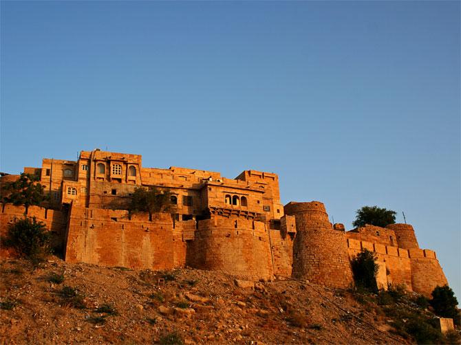 Крепость Джайсалмера