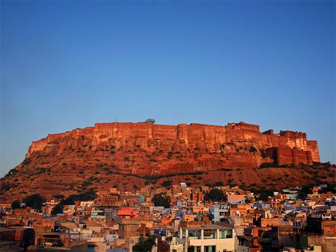 Крепость Джодпура