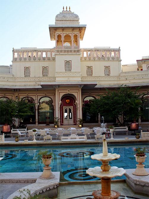 Пятизвездочный дворец в Удайпуре