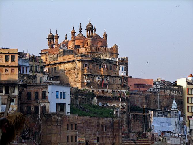 Дворец в Варанаси, Индия