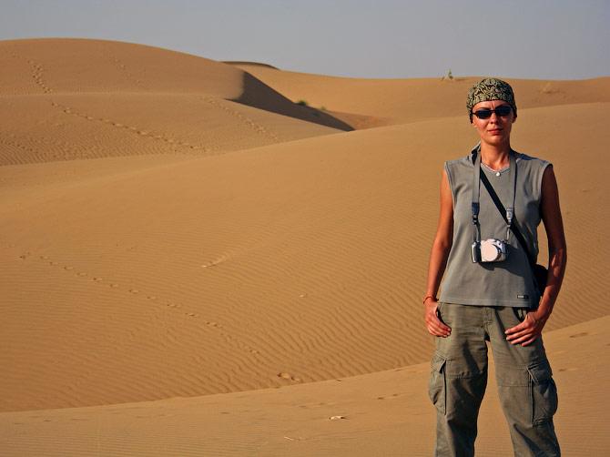 Пустыня Тар, Раджастан, Индия