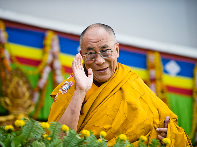 Далай-лама XIV Нгагванг Ловзанг Тэнцзин Гьямцхо