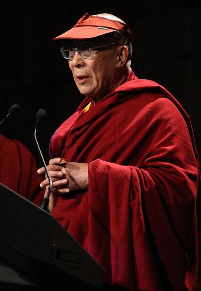 Выступление Далай-ламы XIV