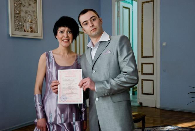 Свадьба Декстера и Стаськи